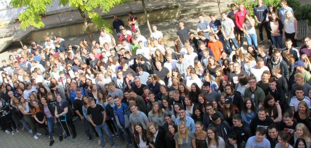 376 neue Schüler an der Beruflichen Oberschule Weißenburg